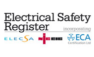electrical saftey register